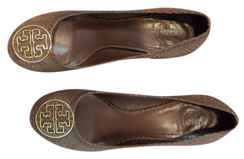 Tory Burch Dark Brown Day Day Brown Or Evening Pumps 9ae1e1