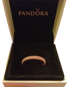 PANDORA Pandora Inspiration Within Rose Gold Ring Size 58