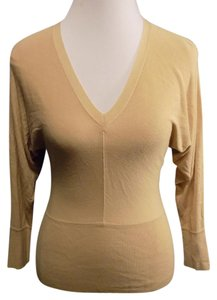 Ann Taylor LOFT Petite Casual Solid Batwing Sleeve Sweater