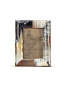 India Finds India Finds Horn Picture Frames, Set of 3