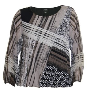 Alfani Top Multi Color