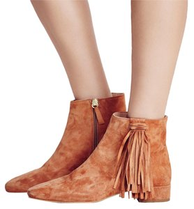 Free People Brandy Brown Boots