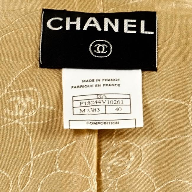 Chanel Iconic Timeless Pea Coat