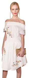 Tory Burch Lela Rose Isabel Marant Skirt White