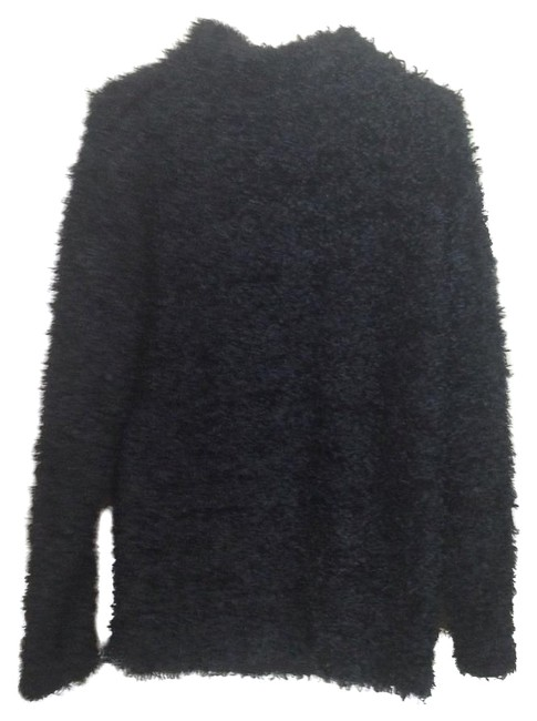 Preload https://item1.tradesy.com/images/willi-smith-black-warm-and-fuzzy-sweaterpullover-size-8-m-19392635-0-1.jpg?width=400&height=650