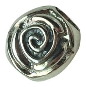 PANDORA #790394 Silver Rose (retired)