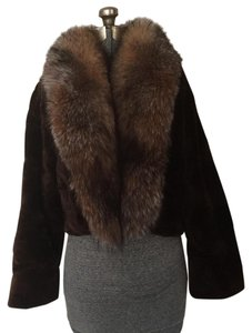 Damselle New York Fur Coat