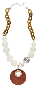 Anthropologie Beacheress Necklace