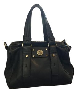 Marc by Marc Jacobs Deep Blue Totally Turnlock Satchel in Navy Blue