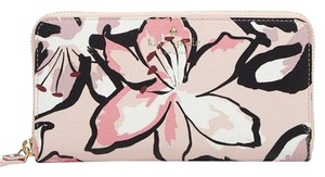 Kate Spade Hawthorne Lane Floral Lacey Continental Wallet