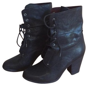 Rag & Bone Black leather Boots