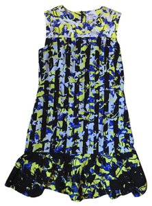 Peter Pilotto for Target short dress Black on Tradesy