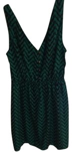 Coolwear short dress Green, turquoise, teal on Tradesy