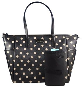 Kate Spade Sale Black Diaper Bag