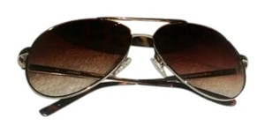 Guess Gold Guess Aviators (never worn)