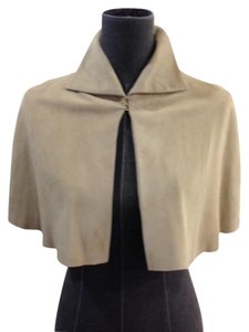 Ralph Lauren Collection Suede Size Small Cape
