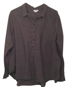 Old Navy Polka Dot Casual Cotton Tunic