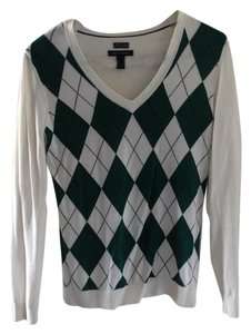 Tommy Hilfiger Argyle Golf Sweater