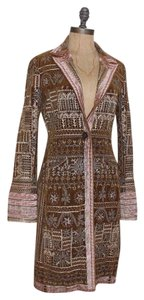 Biya Embroidered Velvet Jacket
