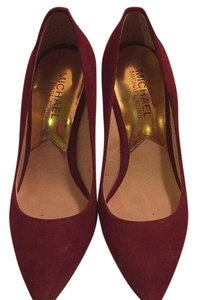 Michael Kors Merlot Pumps