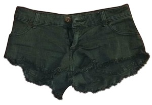 Cotton On Mini/Short Shorts Forest Green