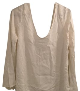 Nasty Gal Top Cream