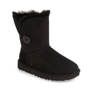 UGG Australia Bailey Button Boot Black Boots