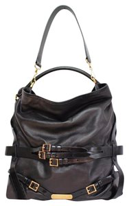 Burberry Bridle Hobo Bag