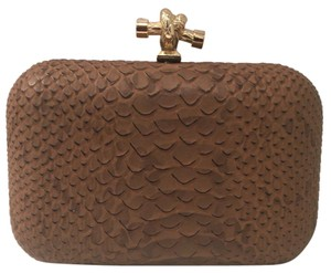 Orly Brown Clutch