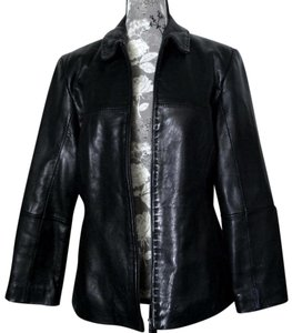 Charles Klein Leather Jacket