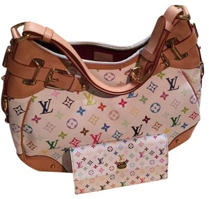Louis Vuitton Greta Artsy Shoulder Bag