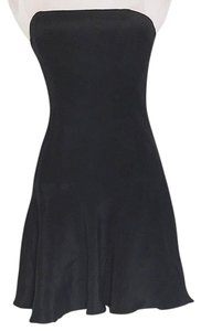 Shoshanna short dress Black on Tradesy