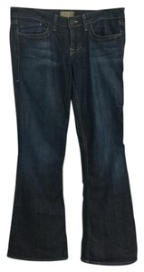 William Rast Belle Flare Leg Jeans-Dark Rinse