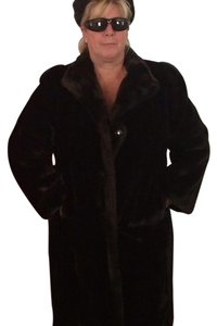 Intrigue faux fur Fur Coat