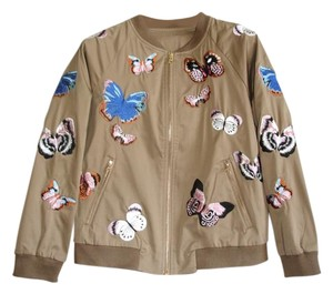 Other Butterfly Butterfly Valentino Valentino beige Jacket