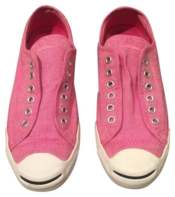 Item - Pink Jackpurcell Sneakers Size US 8 Regular (M, B)
