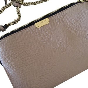Burberry Peyton Leather Cross Body Bag Cross Body Bag