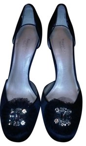 Vera Wang Truffle Black Satin Formal