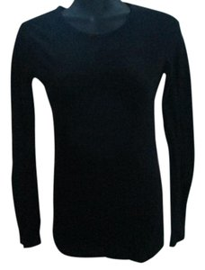Energie Casual Knit T Shirt Black