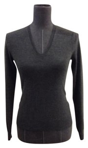 Ralph Lauren Black Label Cashmere Gray Size Small Sweater