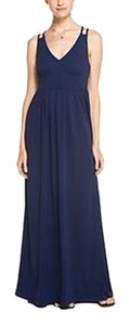 Inkwell Blue Maxi Dress by Susana Monaco Lucy Maxi