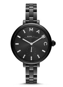 Marc by Marc Jacobs Marc Jacobs Women's Sally Three Hand Stainless Steel Watch MJ3455