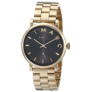 Marc by Marc Jacobs Marc Jacobs Women's Baker Gold Tone Watch MBM3355