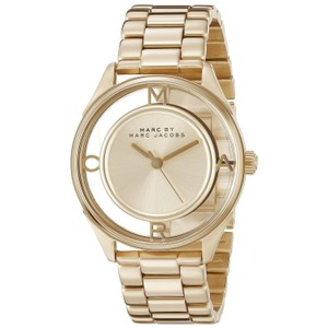 Marc by Marc Jacobs Marc Jacobs Women's hether Three Hand Stainless Steel Watch MBM3413