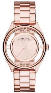 Marc by Marc Jacobs Marc Jacobs Women's Thether Three Hand Stainless Steel Watch MBM3414