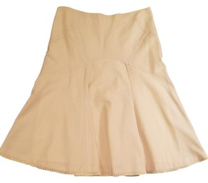 Rebecca Taylor Classic Skirt Pale Pink