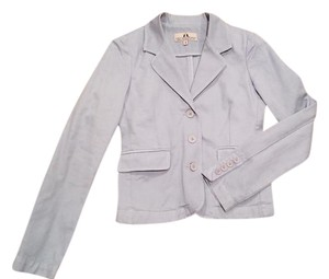 Juicy Couture Pale Blue Blazer