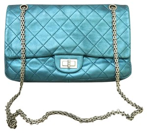 Chanel Reissue 227 Cf Double Flap Shoulder Bag