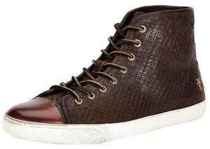 Frye Men's Men Python High Tops Scale Athletic