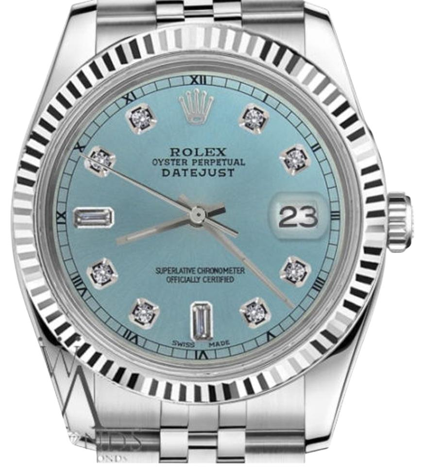 green next day stella presidential dial details ref face date watches watch close prev rolex